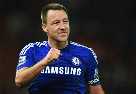 Terry wears three boots PER GAME!