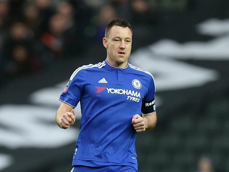 Chelsea, Terry : Pas de discussion avec le club
