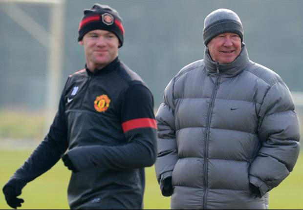 Sir Alex Ferguson Bantah Wayne Rooney Akan Gabung Paris Saint-Germain