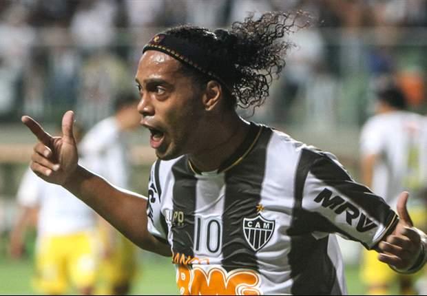 Atlético-MG 2 x 1 The Strongest: Ronaldinho decide e Galo mantém ótimo início