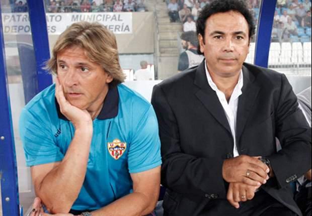 Hugo Sánchez y Sergio Egea, la pareja que fracasó separada
