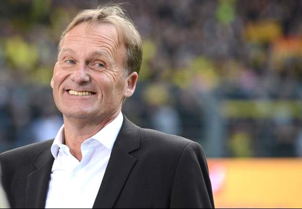Watzke: Dortmund back among the elite