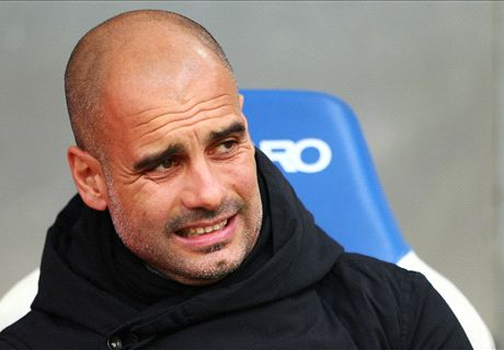 RUMOURS: Man City's Pep successor