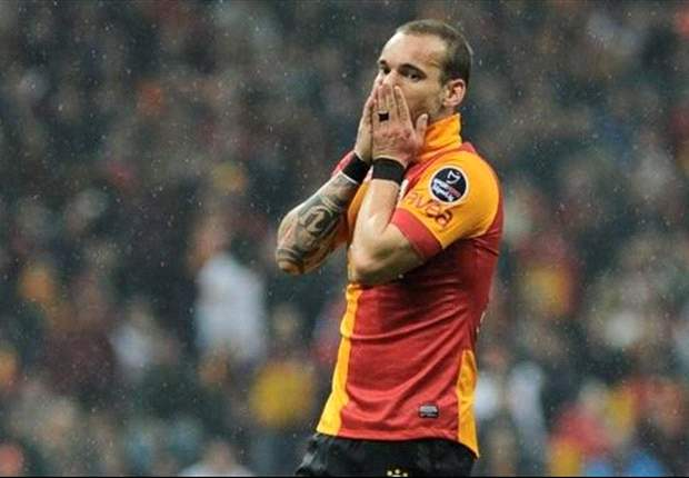 Now it's official: Wesley Sneijder's top level career