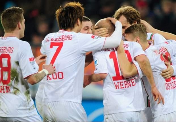 Derby auf Schwäbisch: FC Augsburg empfängt den VfB Stuttgart
