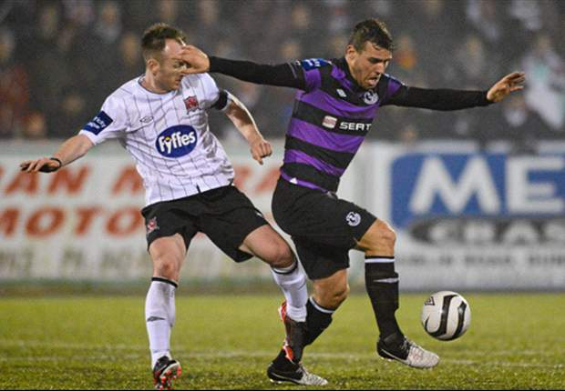 Dundalk 0-0 Shamrock Rovers - Hoops held by Lilywhites at Oriel Park