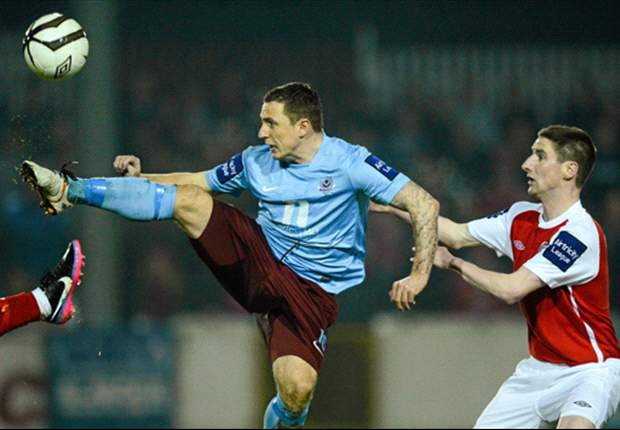 'These are the days you train and play for' - Drogheda's Gary O'Neill excited ahead of Setanta Final