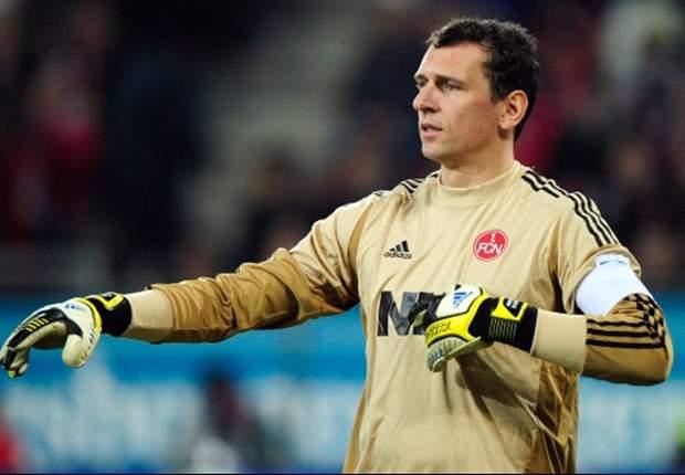 1. FC Nürnberg: Raphael Schäfer gibt Platz vier bis sieben als langfristiges Ziel aus