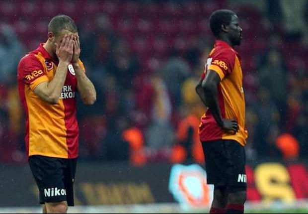 Galatasaray Istanbul verpatzt Generalprobe für die Champions League gegen Schalke