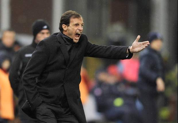 Allegri: AC Milan were centimetres away from qualification
