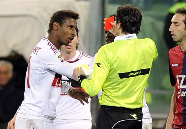 Fans Rasis, Genoa Didenda