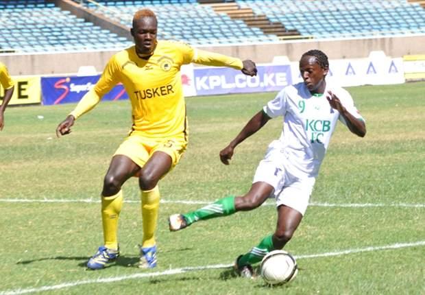 KCB 1-0 Karuturi Sports: Bankers triumph to regain top spot