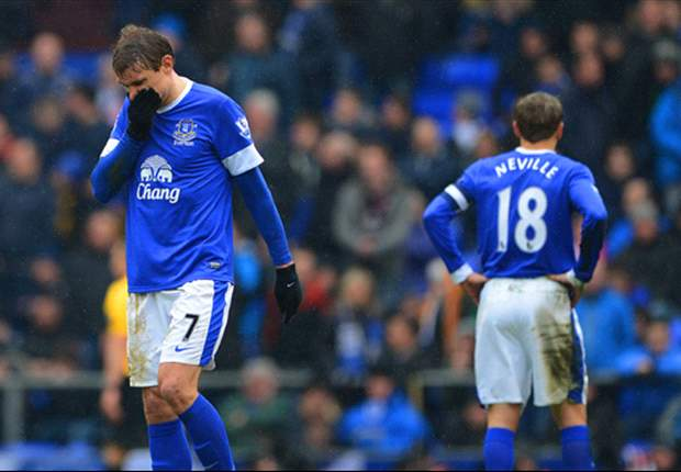 Everton striker Jelavic too expensive for Hamburg