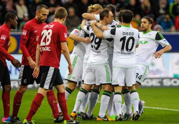 SC Freiburg hakt das Spiel ab, Ivica Olic lobt sein Team