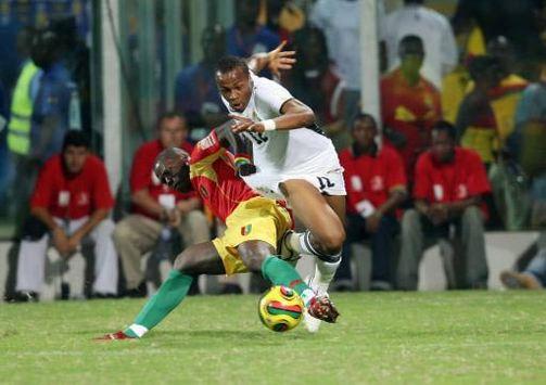 Dede Ayew - Ghana