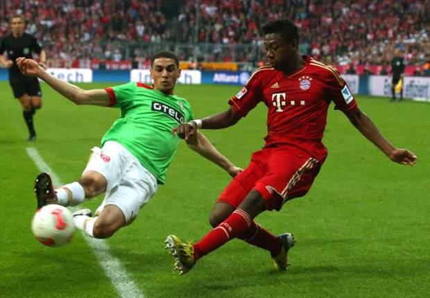 Fortuna Düsseldorf bringt sich um den Punkt - 2:3 beim FC Bayern München
