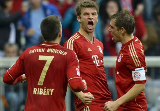 Juventus are a real team, says Muller