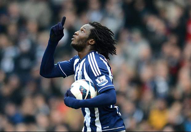 West Brom boss Clarke rubbishes claims Lukaku will join Swansea next season