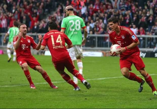 Titel mit größtem Vorsprung: FC Bayern München jagt Rekord von 1973