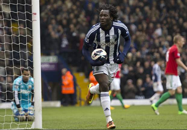 'We will see what will happen' - West Brom loanee Lukaku coy on Chelsea future