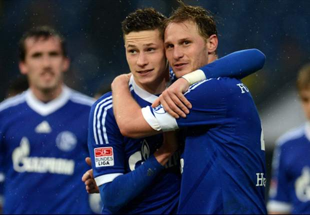 We did not give Borussia Dortmund room to breathe, says Draxler