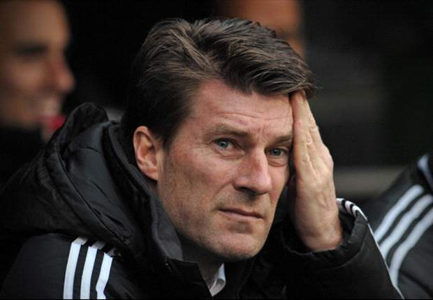 Everton target Laudrup committed to Swansea, insists agent
