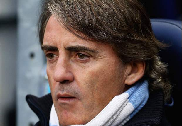 Mancini: An FA cup final against Manchester United would be 'perfect'