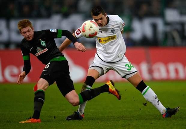 """Gladbachs Marc-Andre ter Stegen nach dem 1:1 gegen Werder: """"Der Punkt ist definitiv zu wenig"""""""