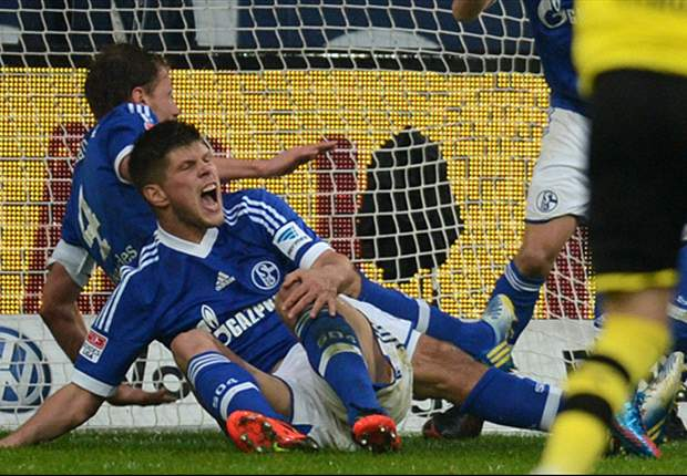 Huntelaar set to miss Schalke's clash with Galatasaray
