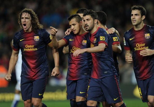As grandes viradas do Barça