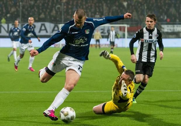 Tiental Heracles wint van NEC