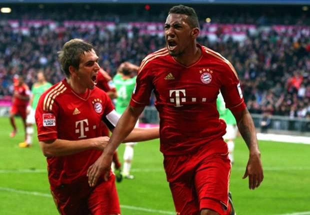 Boateng revels in breaking Bundesliga duck