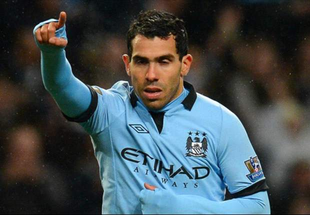 Tevez enigma unsolved as Manchester City future remains up in the air