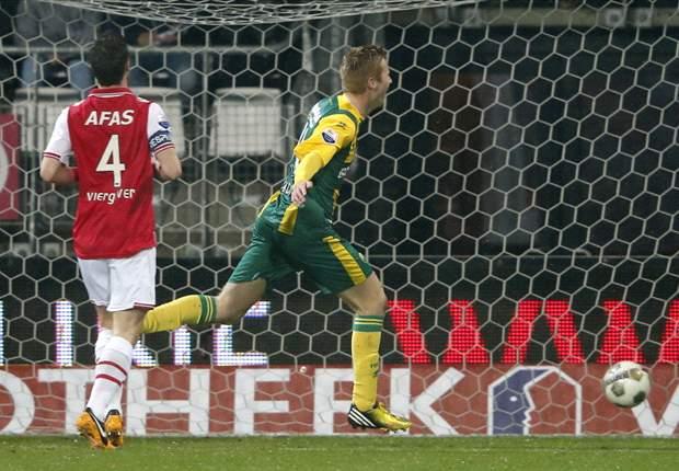 FC Utrecht kijkt naar ADO'er Van Duinen