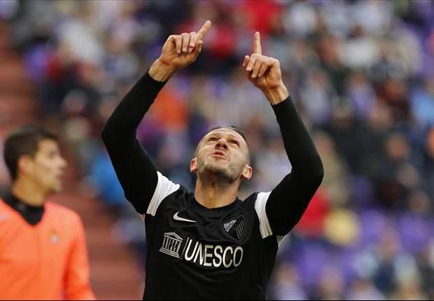 Primera Division: Rayo schlägt Espanyol, Malaga nur Unentschieden