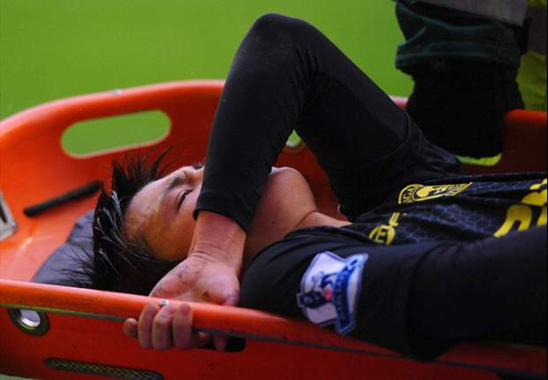 Martinez rules Miyaichi out for rest of season with ankle injury