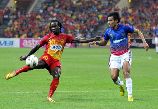 Kamarul Afiq spoke of good performances in training for the Malaysia Cup.