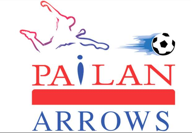 A reason to rejoice for Pailan Arrows' players
