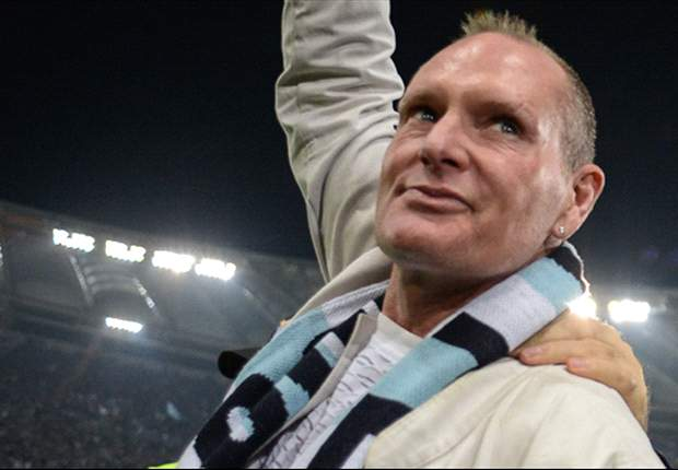 Gascoigne thanks England and Manchester United for support