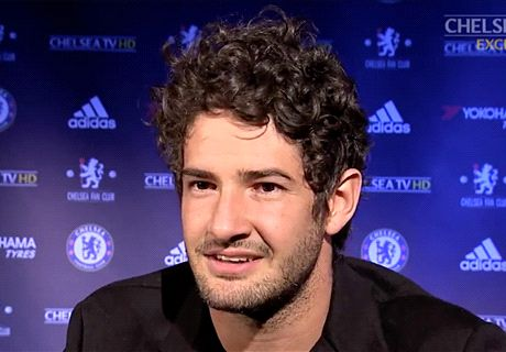 Chelsea reveal Pato's new shirt number