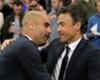 Luis Enrique: Critics are jealous of Guardiola's success