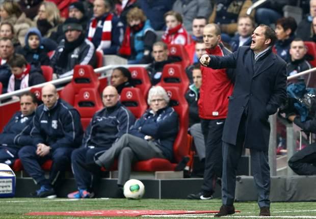 """De Boer: """"Niemand bezig met PSV"""""""