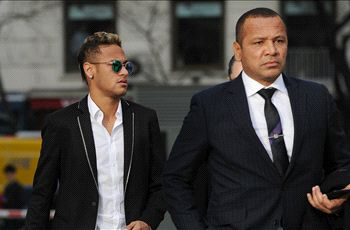 Neymar charged with tax evasion and forgery in Brazil