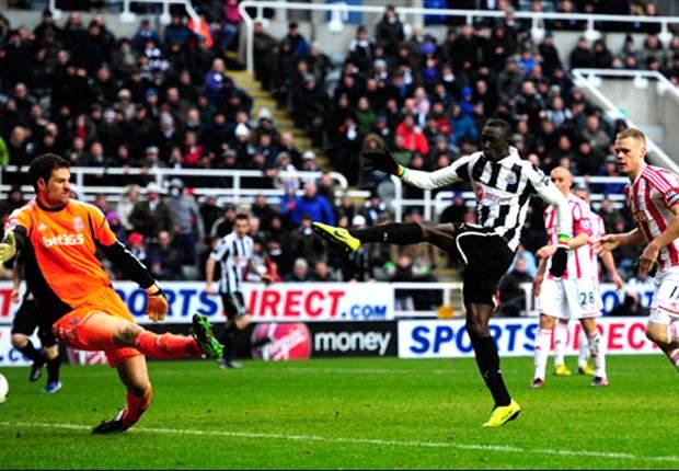 Papiss Cisse Bangga Menangkan Newcastle United