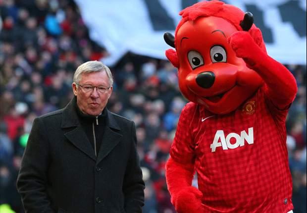 Sir Alex Ferguson Minta Manchester United Tidak Berpuas Diri