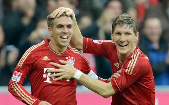 Meilensteine auf dem Weg des FC Bayern zur Meisterschaft