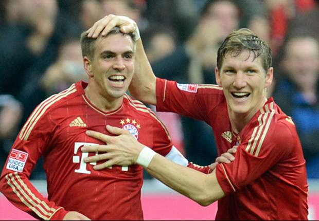 Bayern on the verge of securing a historic treble under Heynckes