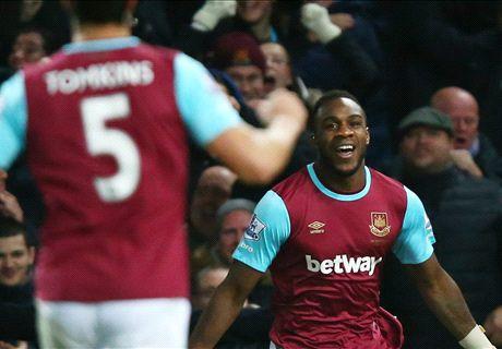 RATINGS: West Ham 2-0 Aston Villa