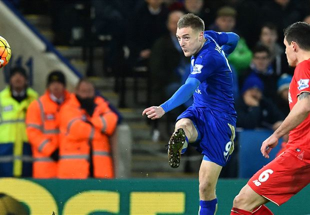 Leicester City 2-0 Liverpool: Vardy scores stunner as Foxes put Reds to the sword