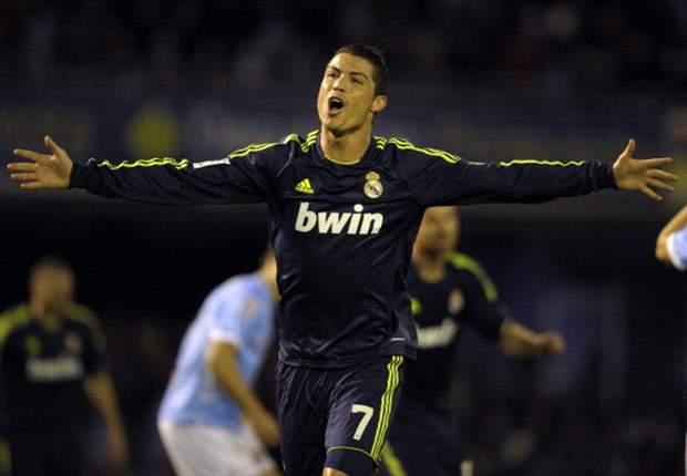 Ronaldo alcanza a Kubala en el Top 25 de goleadores históricos en Liga